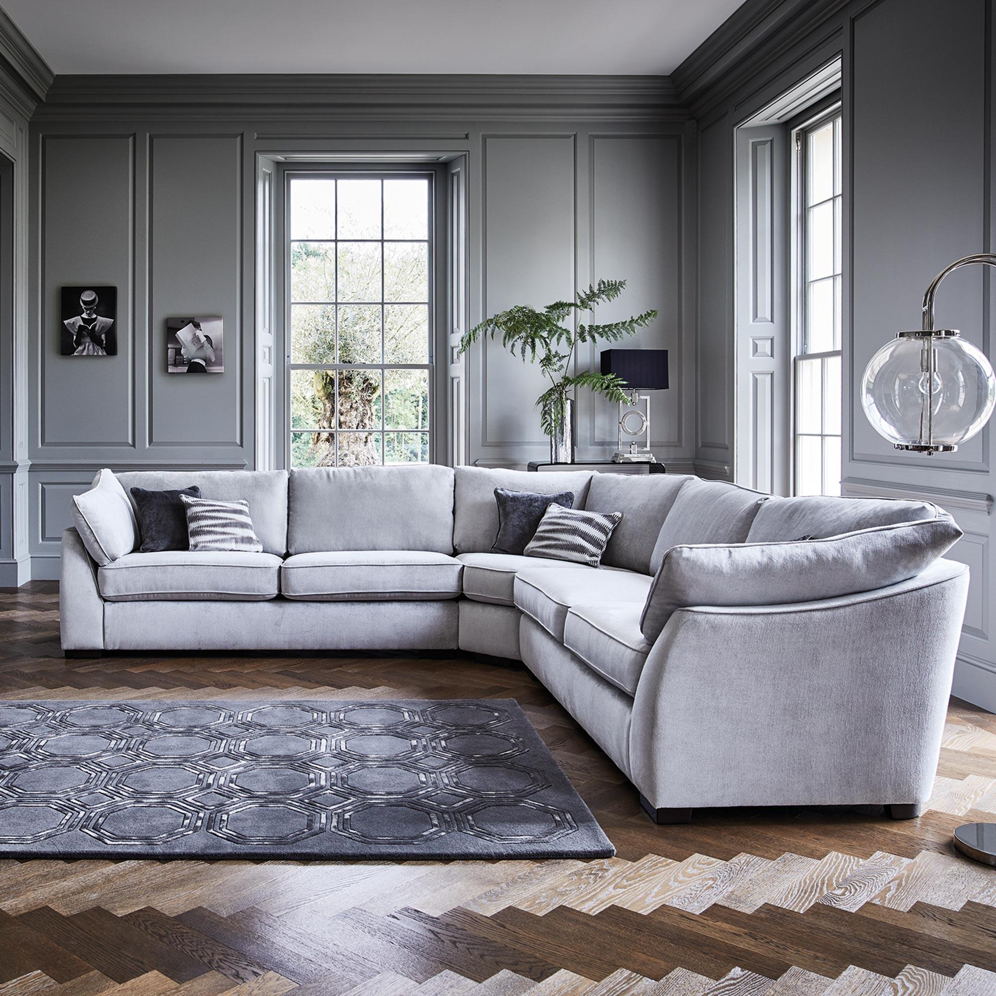 Salford corner sofa