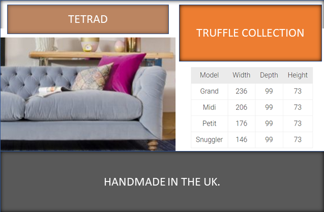 TRUFFLE DETAILS PAGE