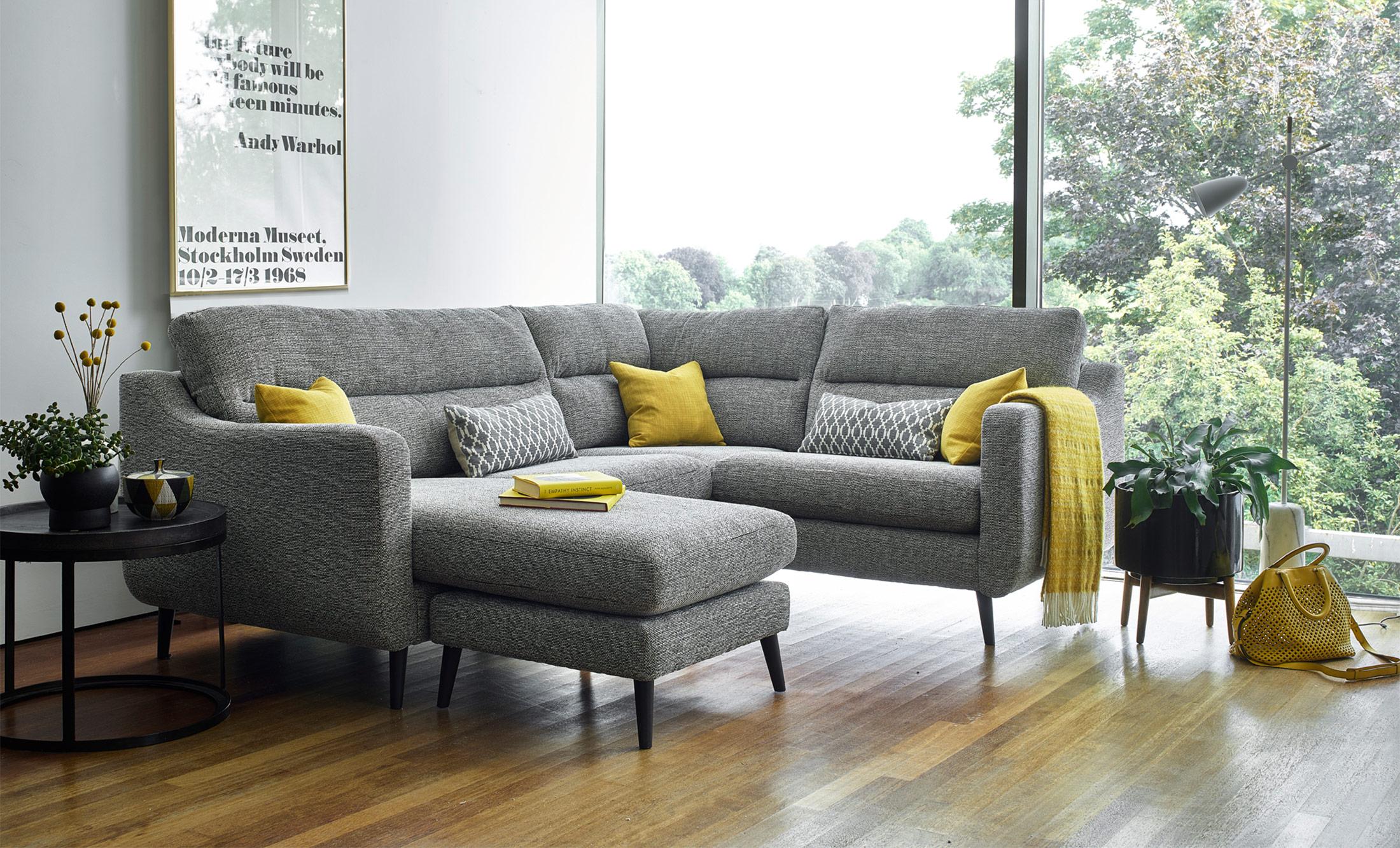 malmo corner sofa