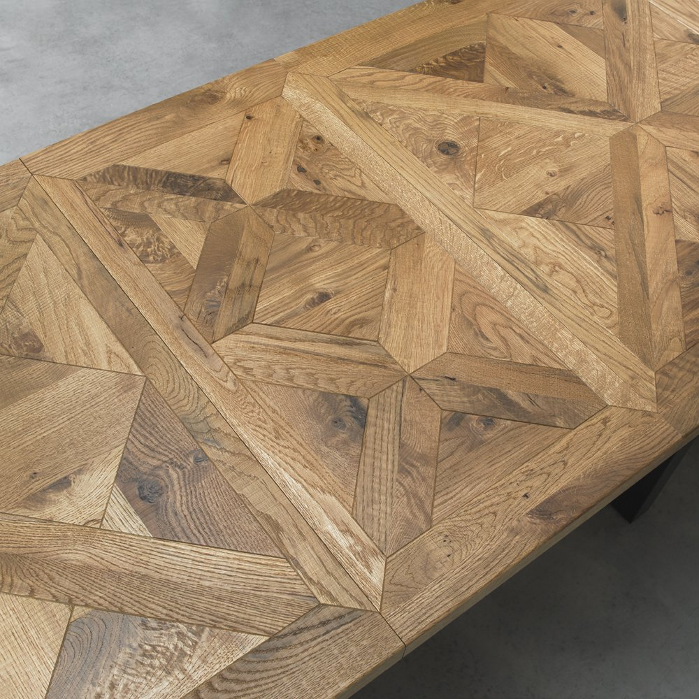 HELIX TABLE TOP EXTENDED