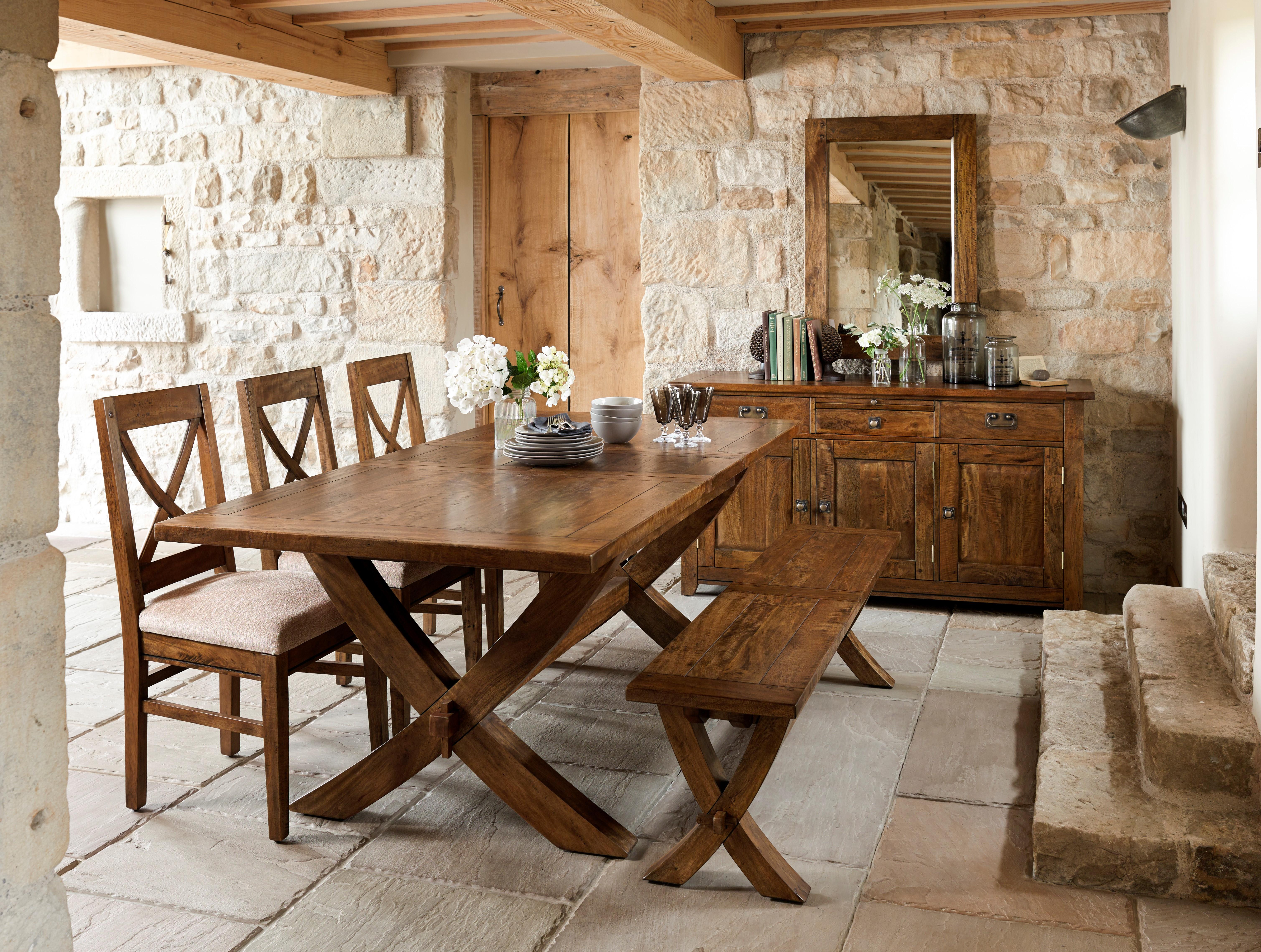 TABLE 170cm EXT TO 210cm x 100cm