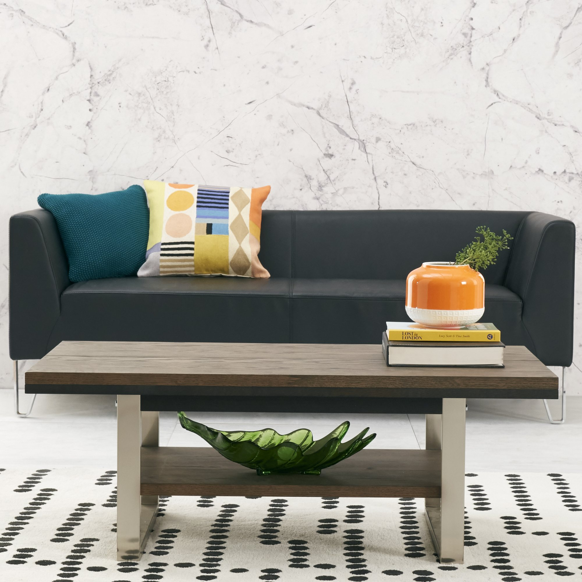 BRINDISI COFFEE TABLE L112cm x D60cm x H45cm