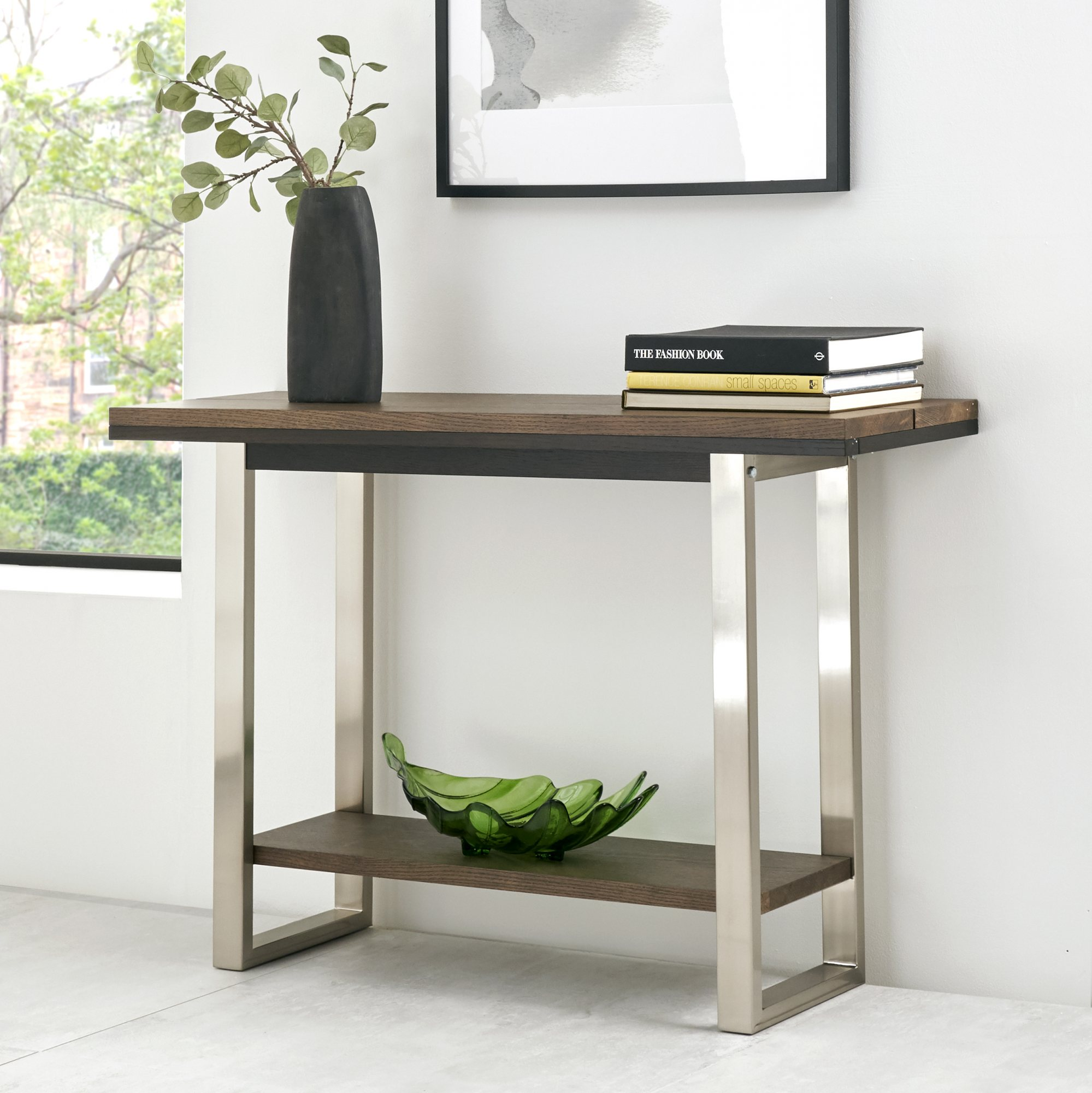 BRINDISI CONSOLE TABLE - L112cm x D37cm x H77cm