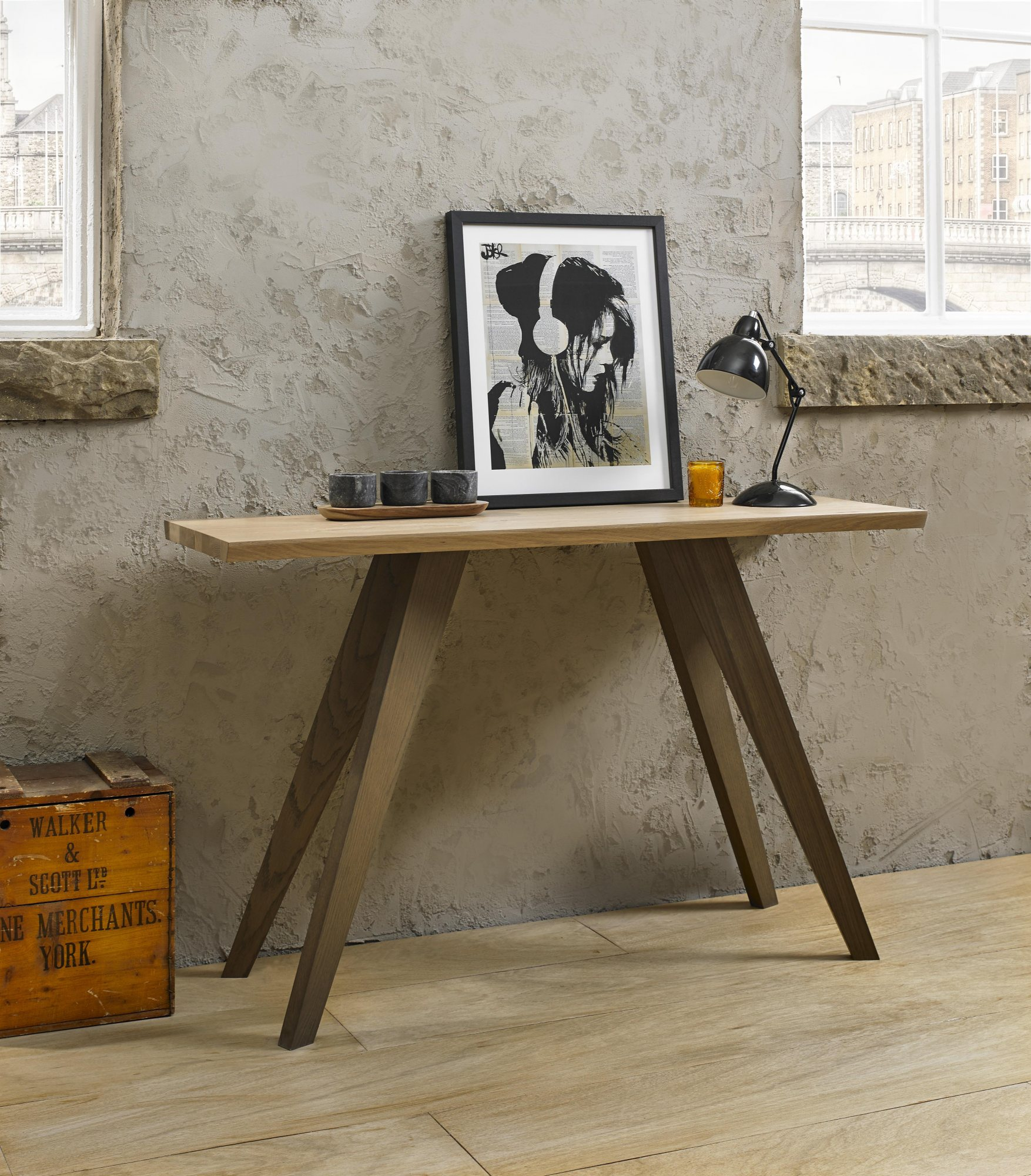 CARELL CONSOLE TABLE