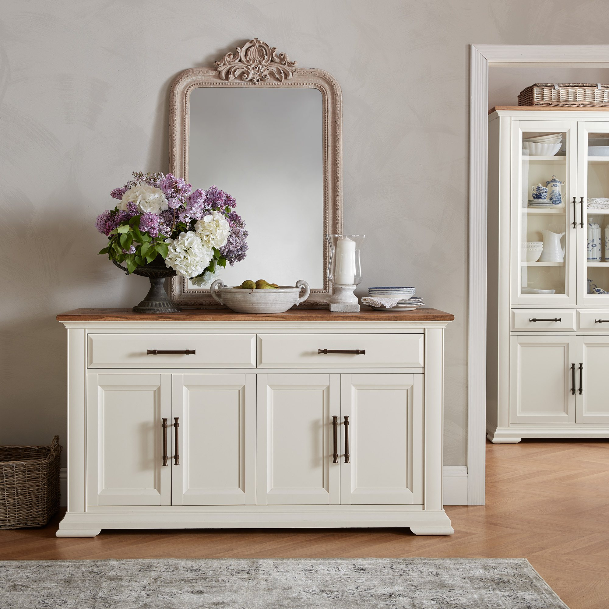 HIGHLAND WIDE SIDEBOARD