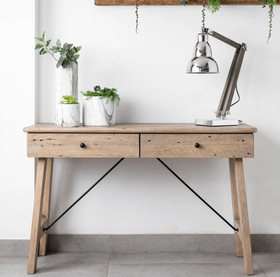 TUSCAN CONSOLE TABLE - L120cm x D43cm x H76cm (2)