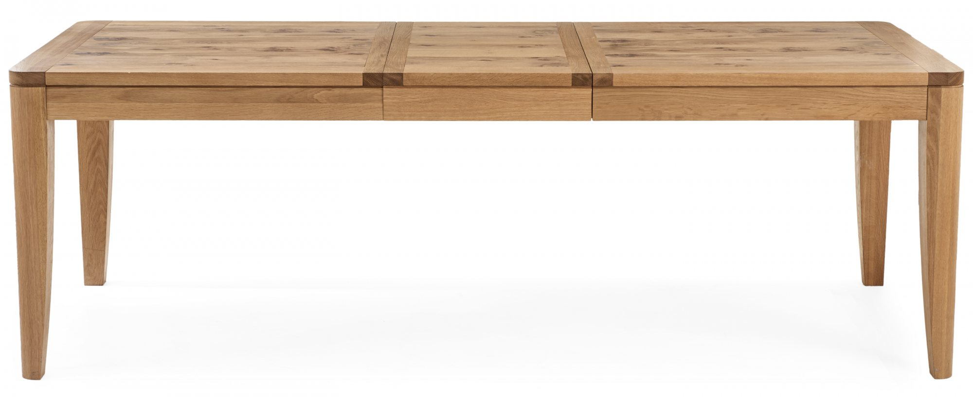 WILLOWILLOW PARK DINING LARGE EXTENDING DINING TABLE (OPENED) - L230cm x D95cm x H77cm