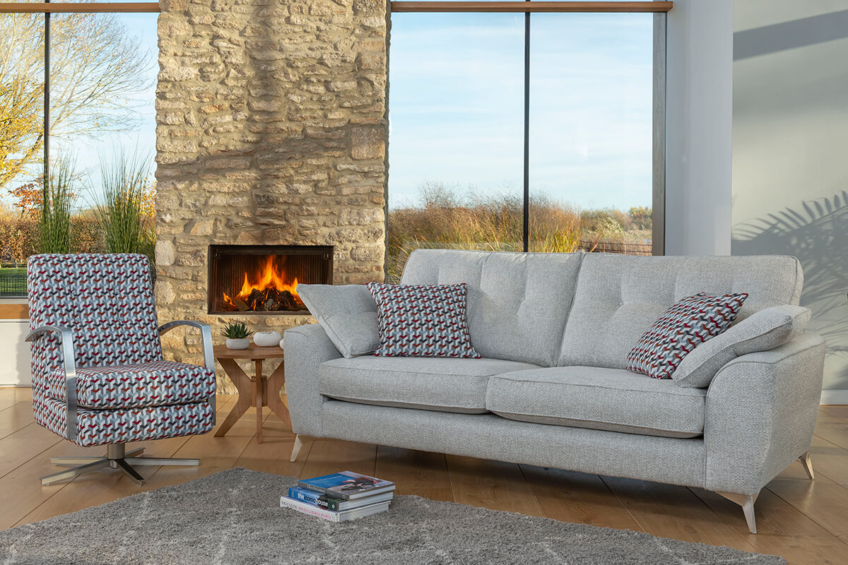 BRIGHTON SOFA AND ACCENT CHAIR