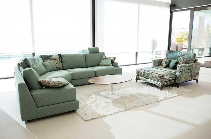 Calessi-corner-sofa-green-from-Fama-O-Mia-Stanza