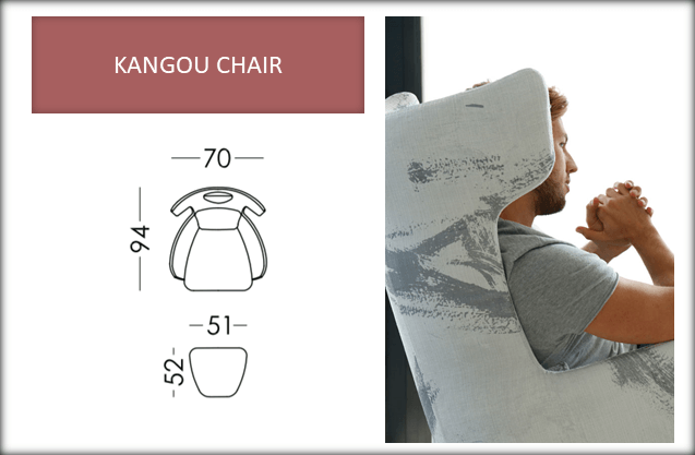 KANGOU CHAIR SPEC SHEET