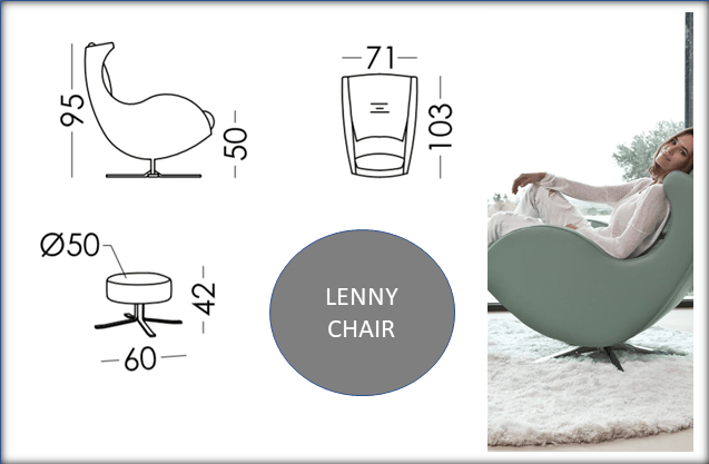 LENNY SPEC SHEET