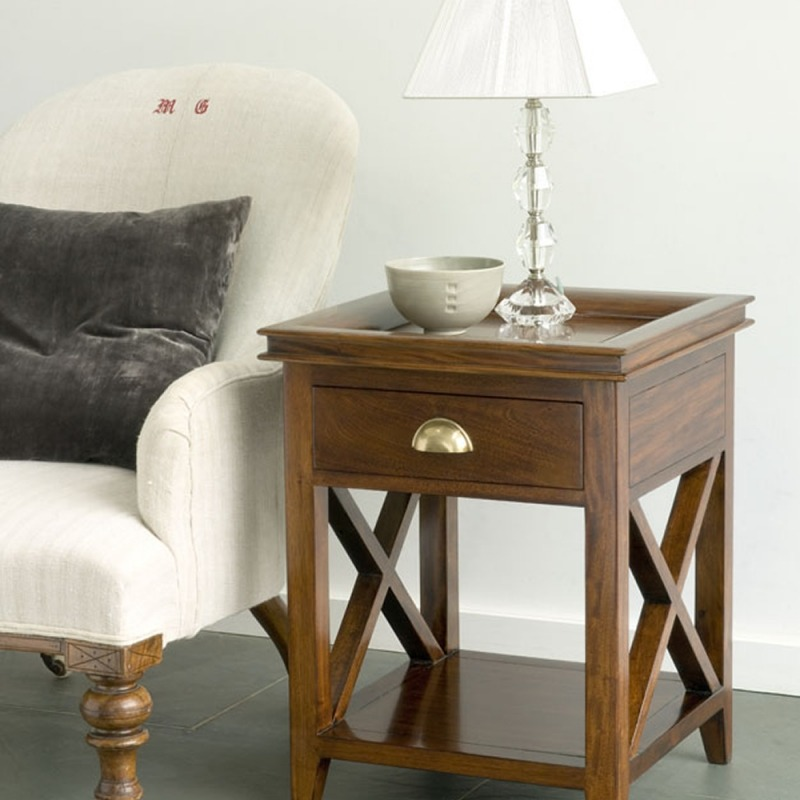 XLEG LAMP TABLE