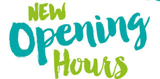 NEW OPENING HOURS. We are closed every Monday from August 1st Including Bank holiday Mondays.