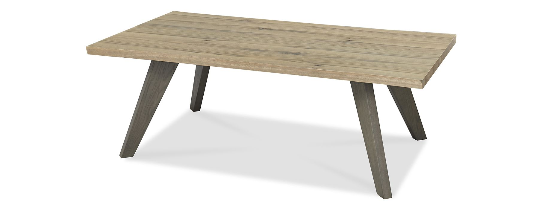 CARELL COFFEE TABLE - L121cm x D70cm xH40cm - ANGLE DETAIL