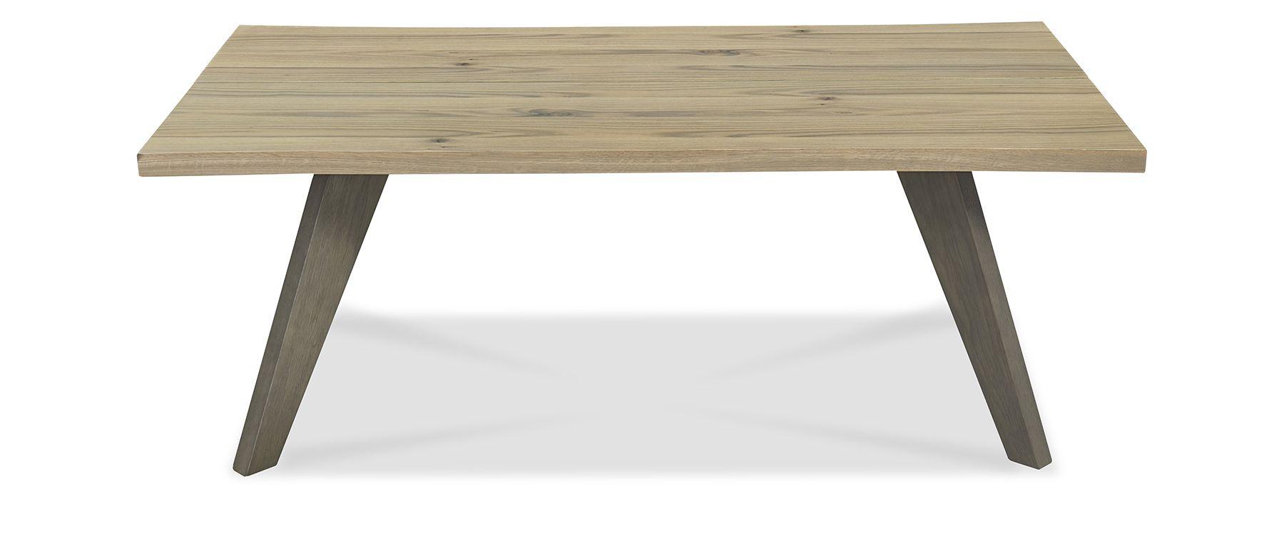 CARELL COFFEE TABLE - L121cm x D70cm xH40cm - FRONT DETAIL