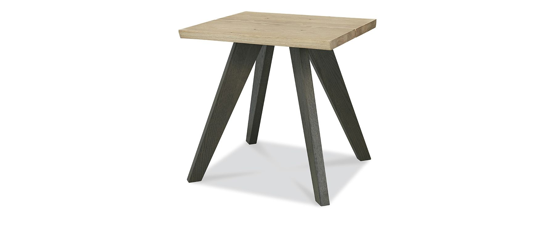CARELL LAMP TABLE - L55cm x D50cm xH52cm - ANGLE DETAIL