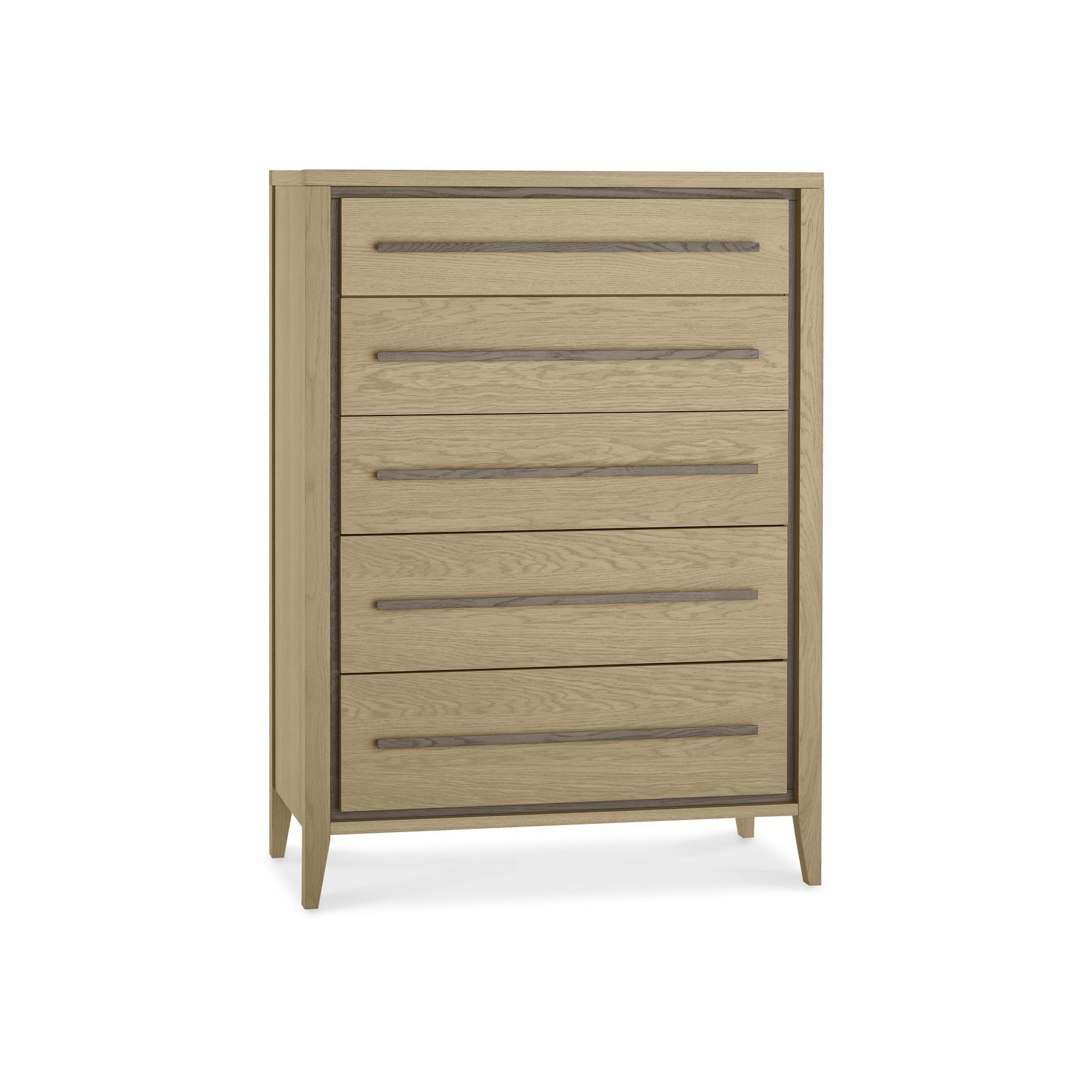 CARELL TALL CHEST - L85cm x D45cm x H119cm
