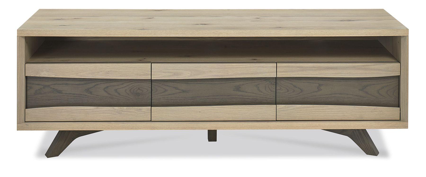CARELL TV UNIT - L150cm x D45cm xH51cm - FRONT DETAIL