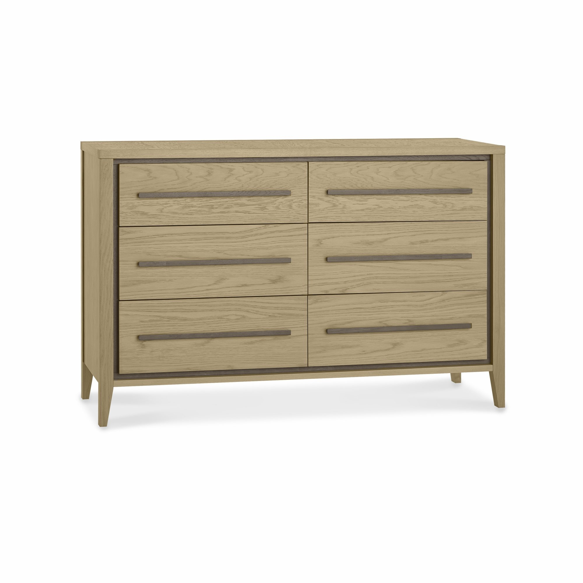 CARELL WIDE CHEST - L125cm x D45cm x H84cm