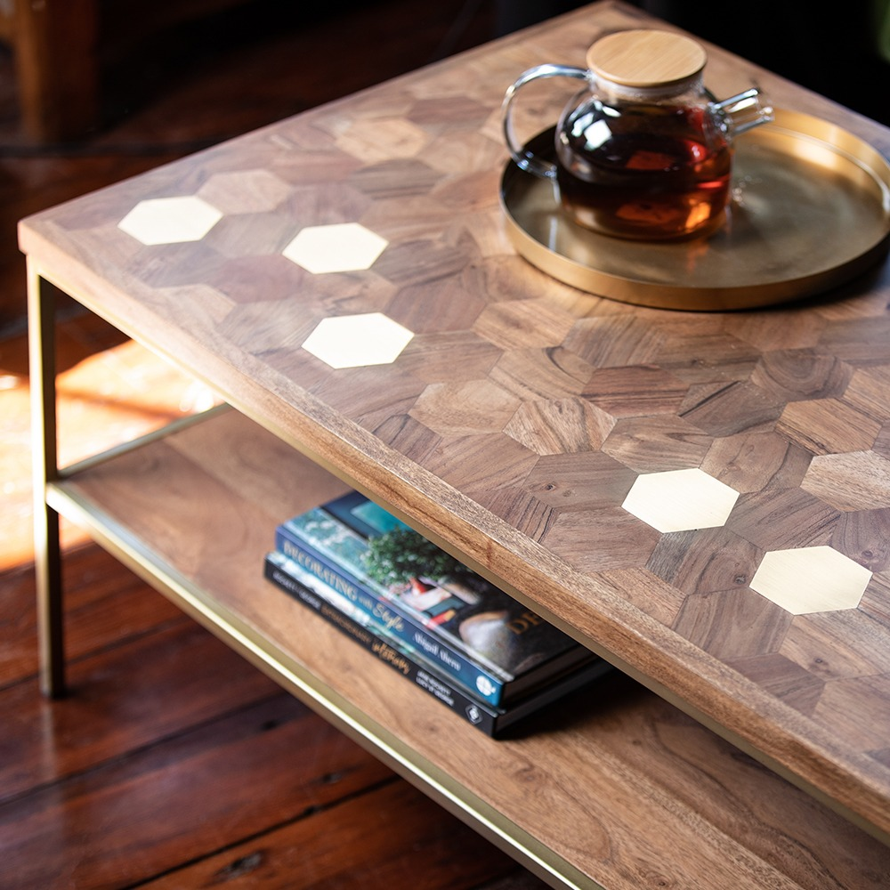 CASSIE COFFEE TABLE