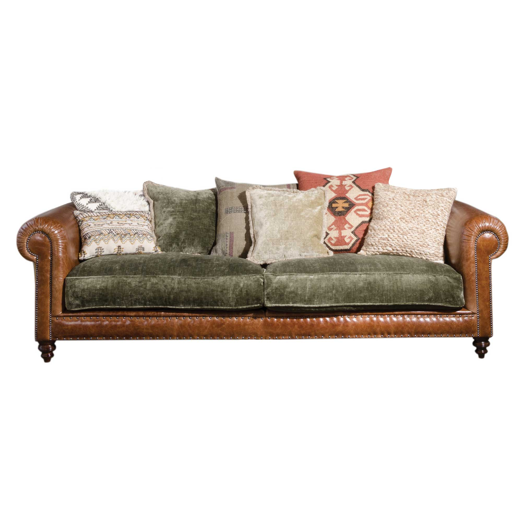CONSTABLE MIDI SOFA - FRONT DETAIL