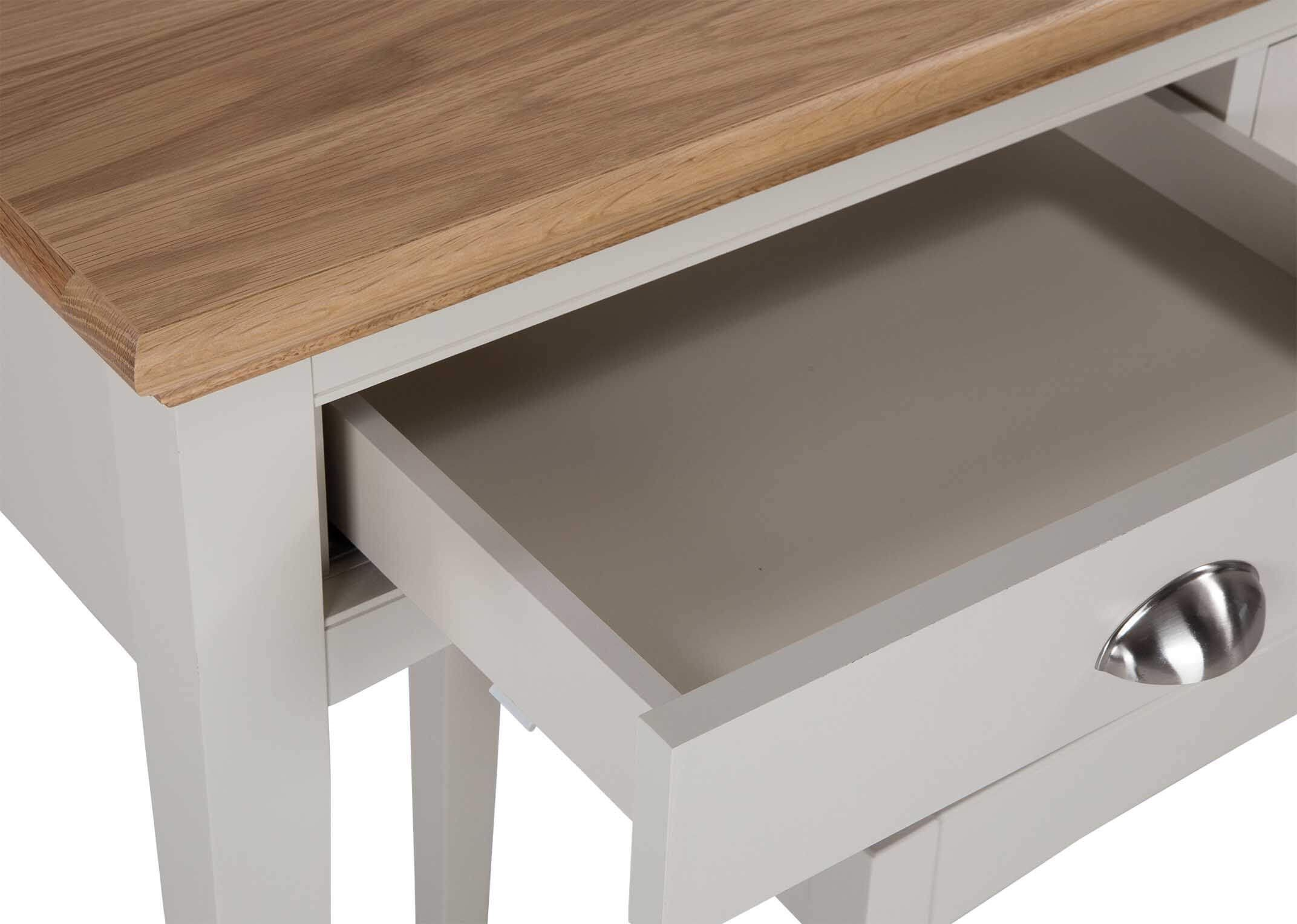 EASY CLOSING DRAWERS
