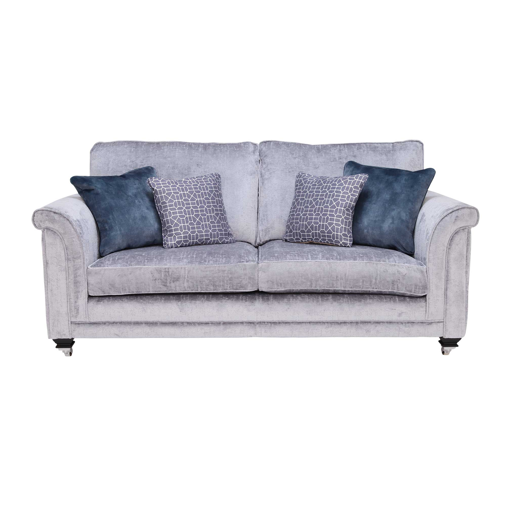 FIDELMA 3 SEATER - FRONT DETAIL
