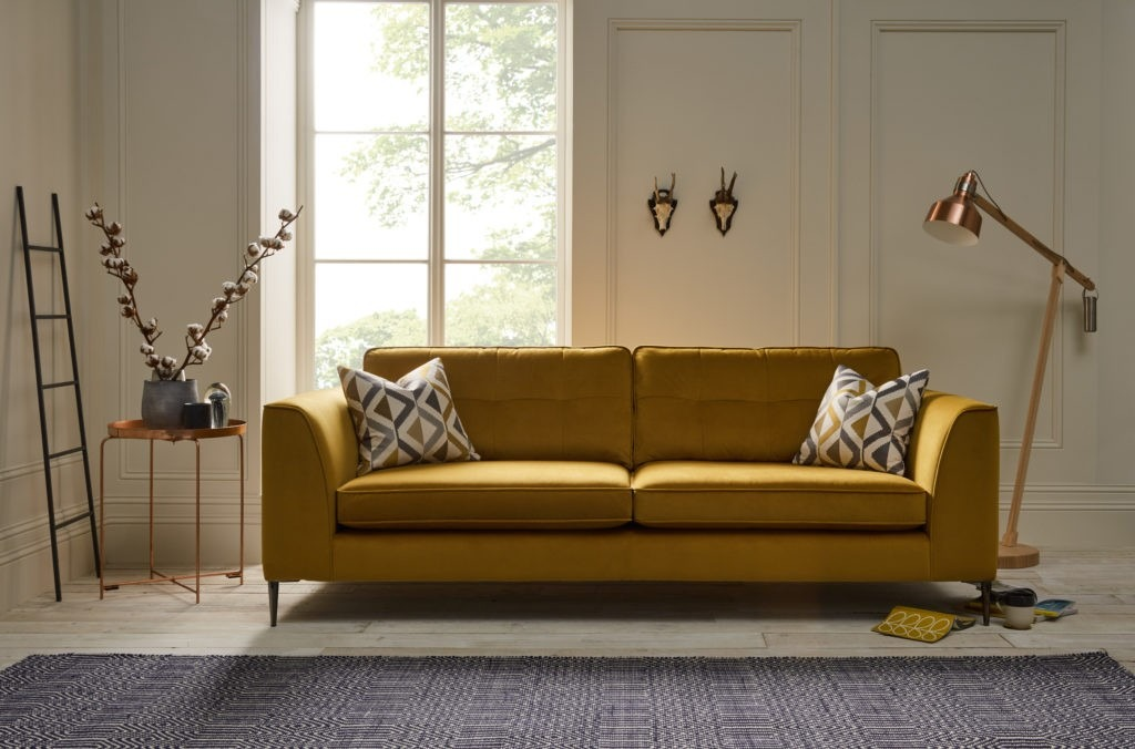 GOTHENBURG XL SOFA - L230cmx D100cm x H86cm..