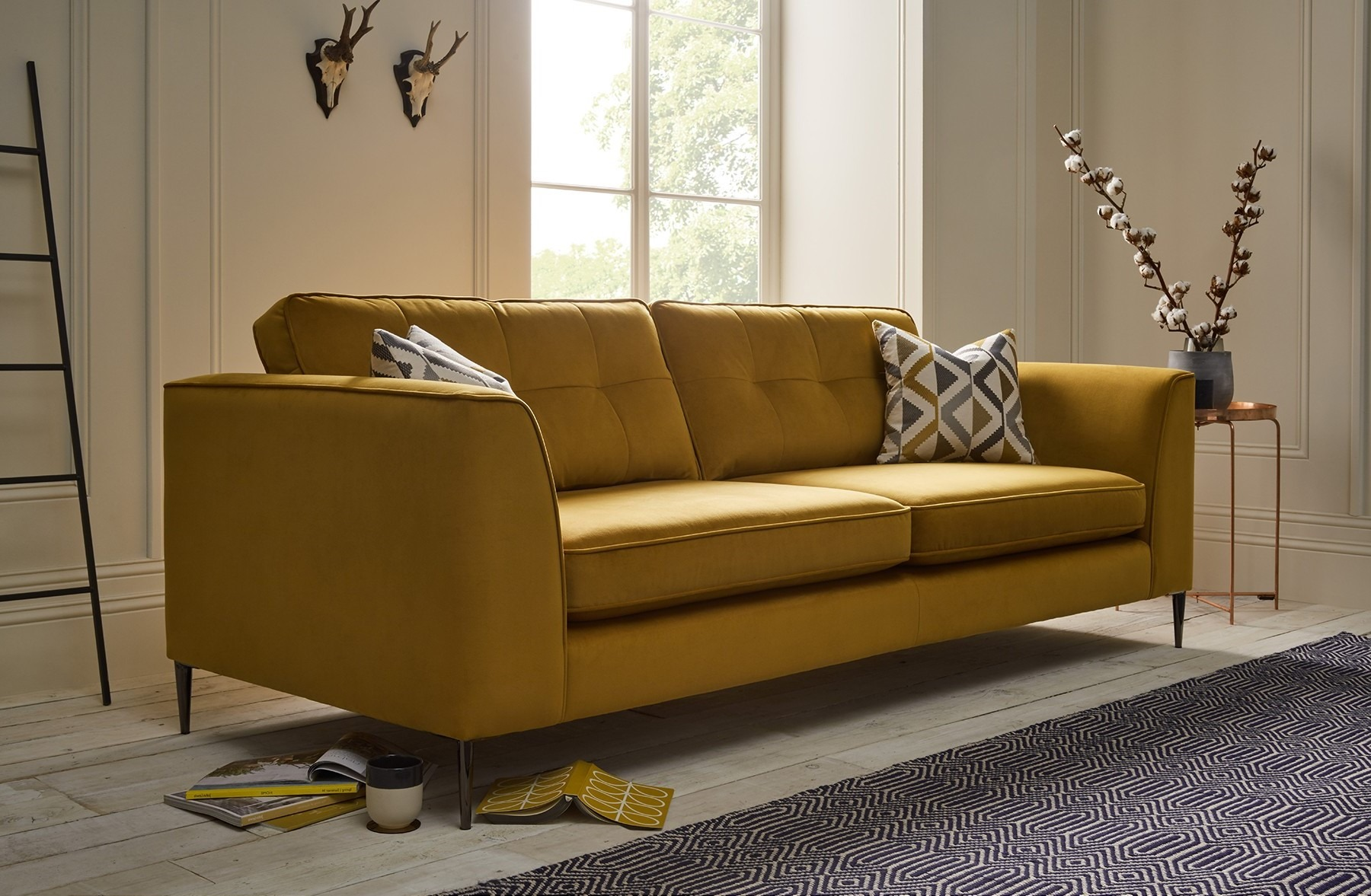GOTHENBURG XL SOFA - L230cmx D100cm x H86cm