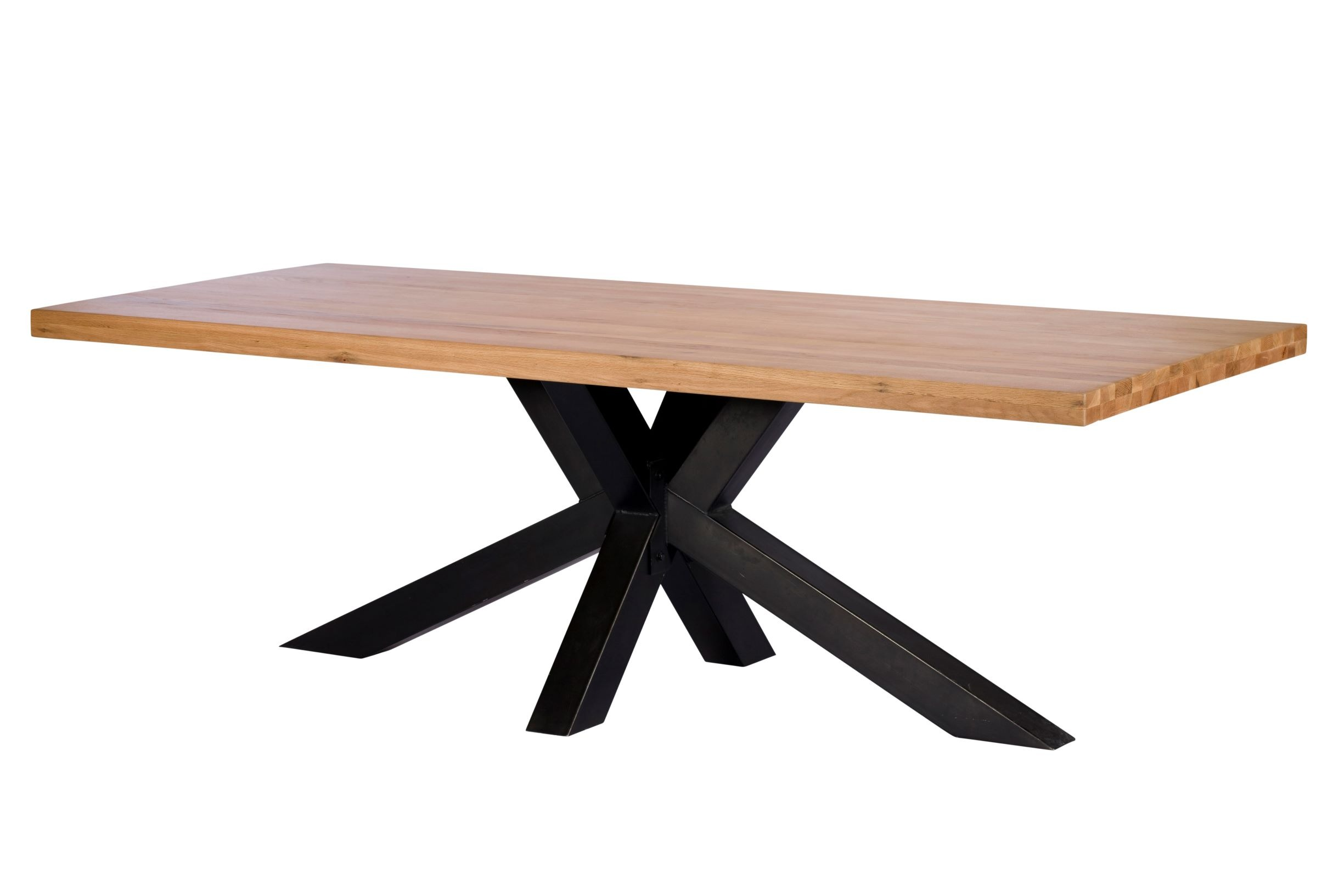 HAMBURG LARGE DINING TABLE - L240cm x D100cm x H77cm