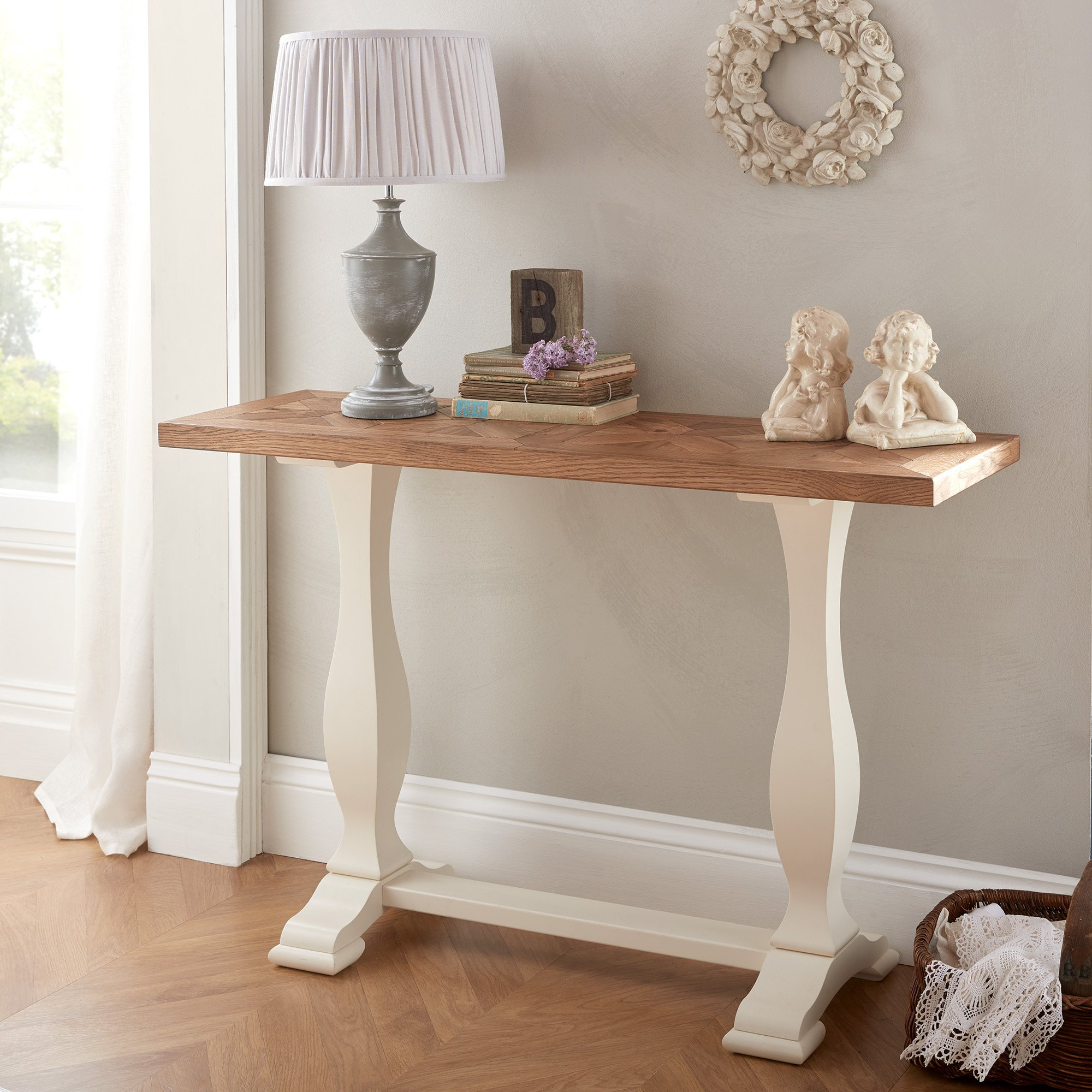 HIGHLAND CONSOLE TABLE - L118cm x D38cm x H79cm