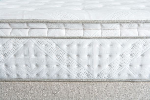 KING KOIL BOUTIQUE SLEEP DELUXE - FRONT RS