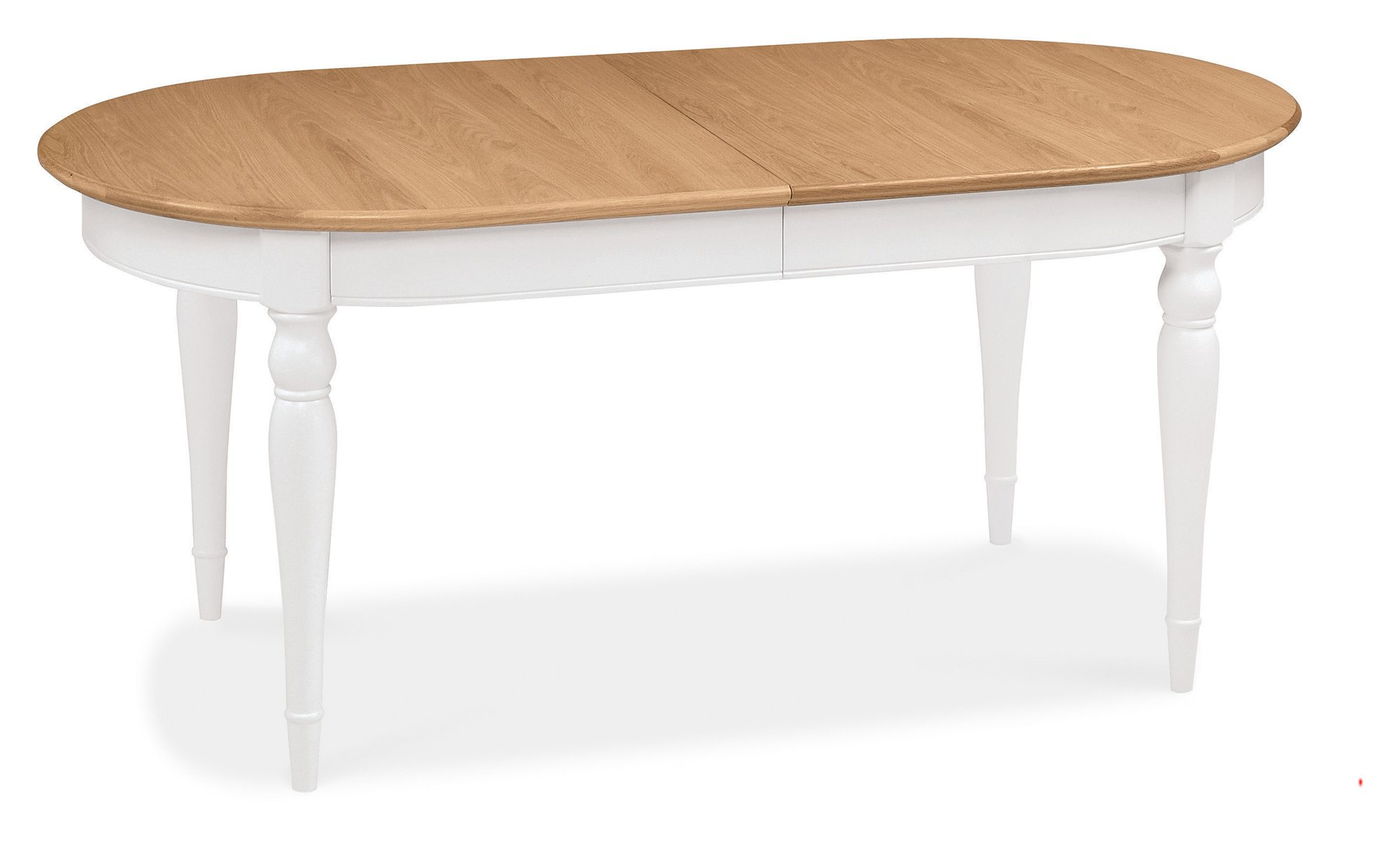 KYRA LARGE DINING TABLE CLOSED - L181cm x D97cm x H77cm