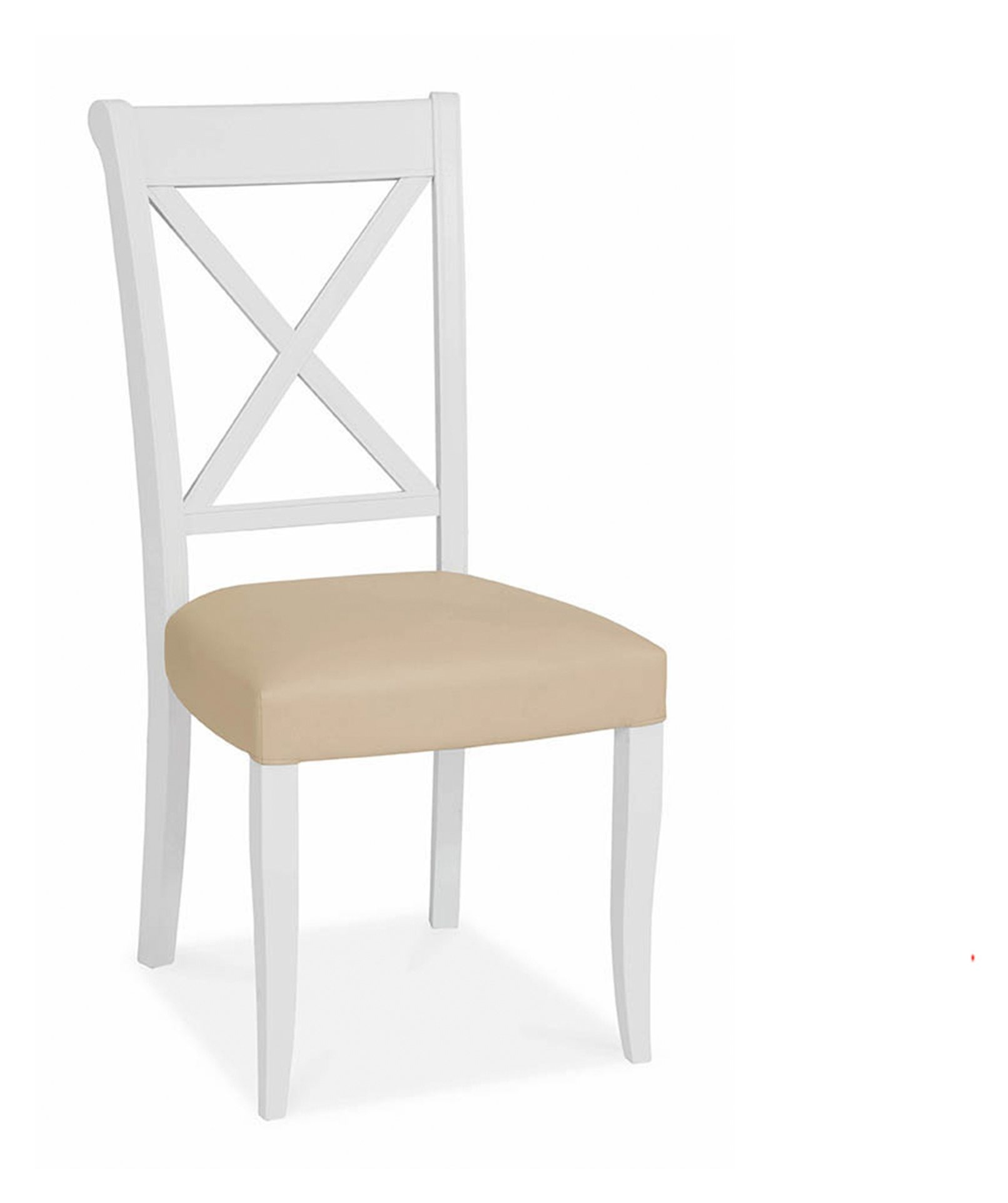 KYRA TWOTONE CHAIR FRONT DETIAL