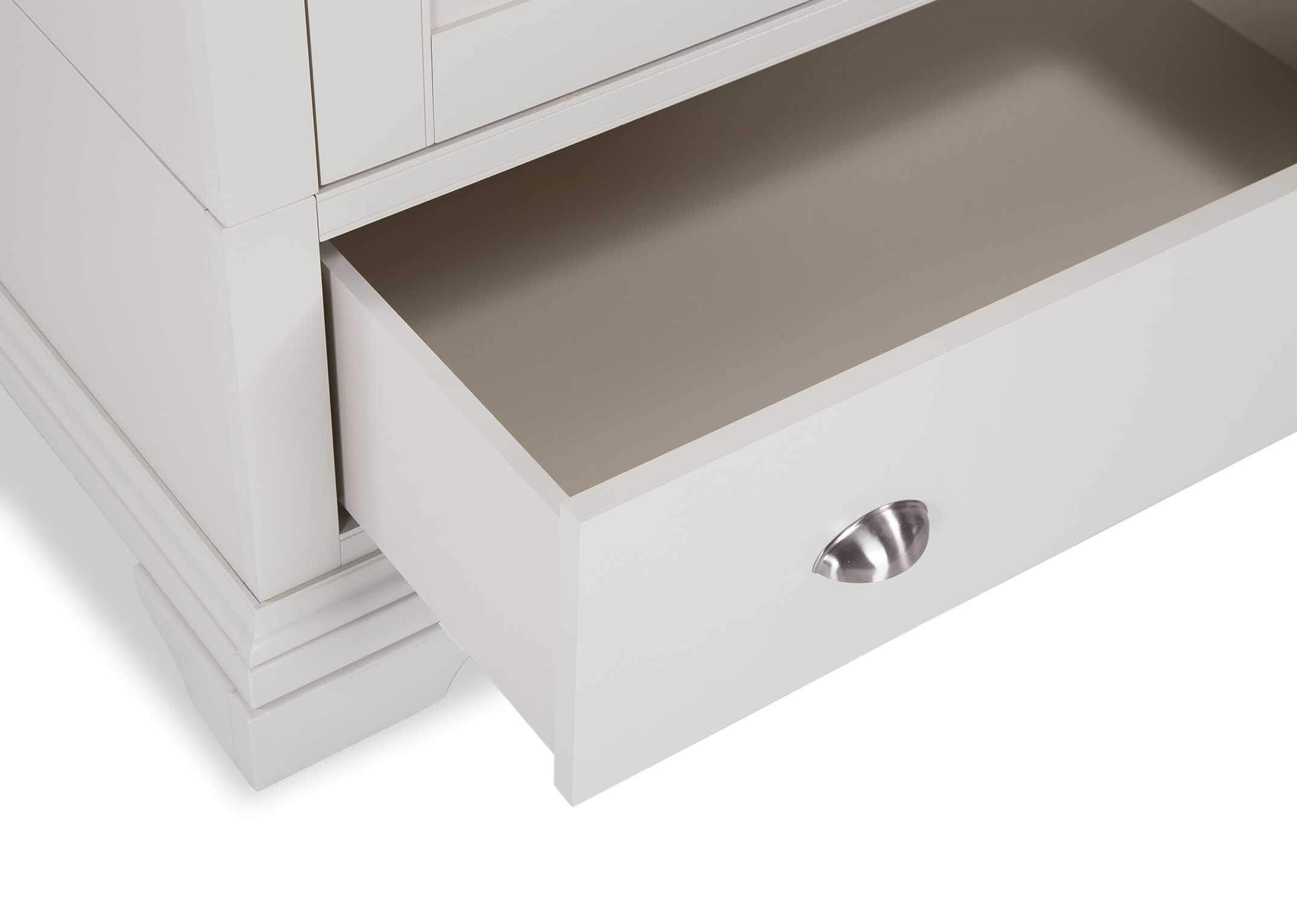KYRA TWOTONE DOUBLE ROBE - DRAWER DETAIL