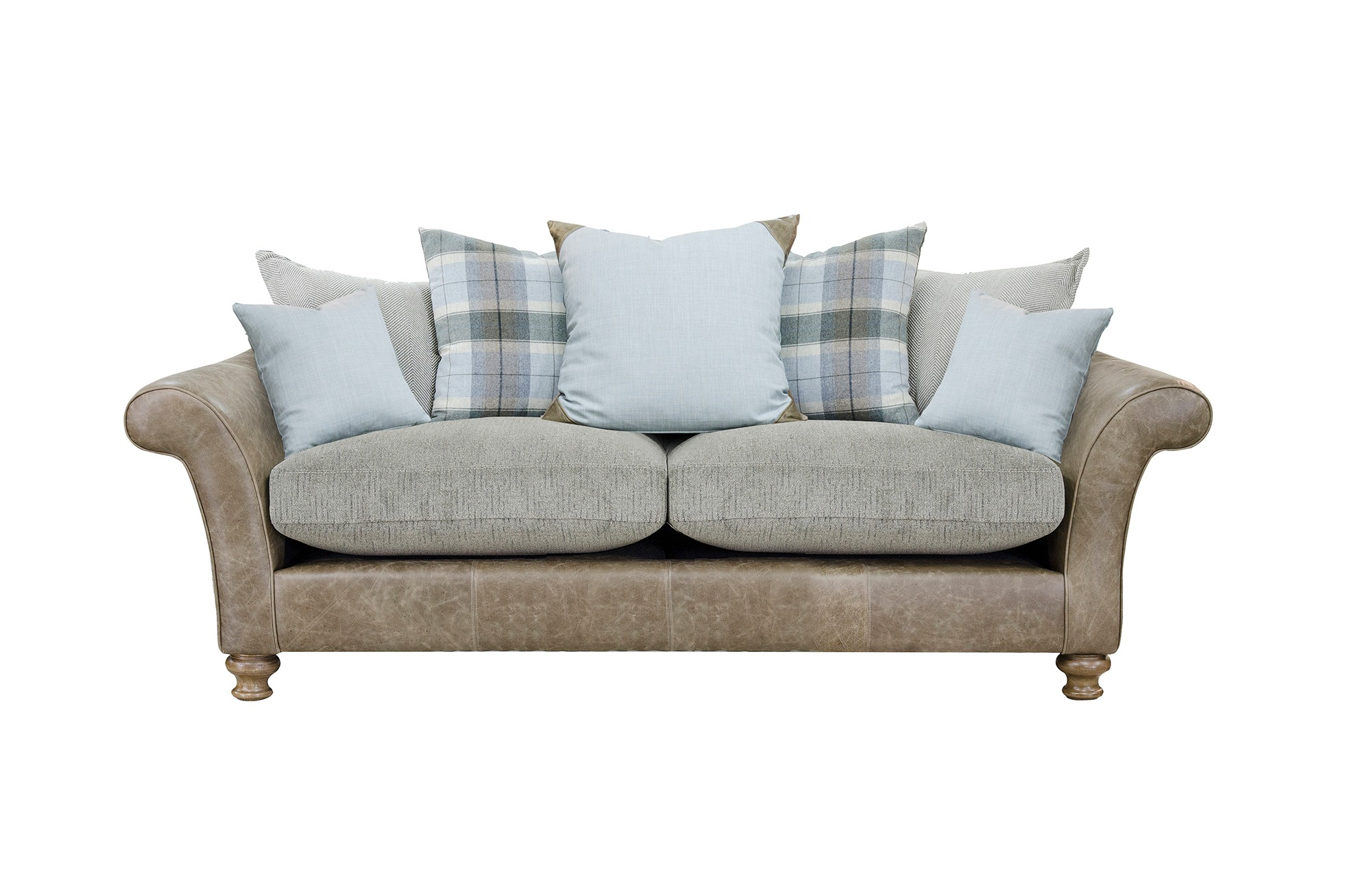 LAWRENCE 3 SEATER - PILLOW BACK