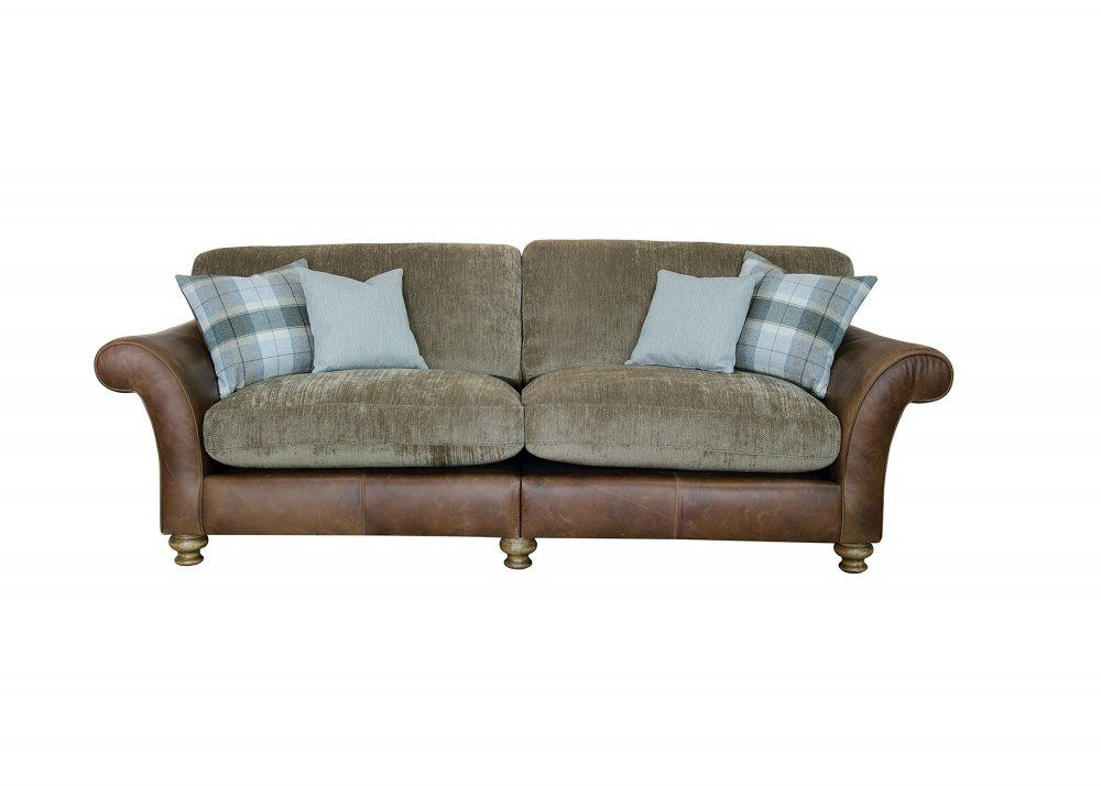 LAWRENCE 4 SEATER - STANDARD BACK