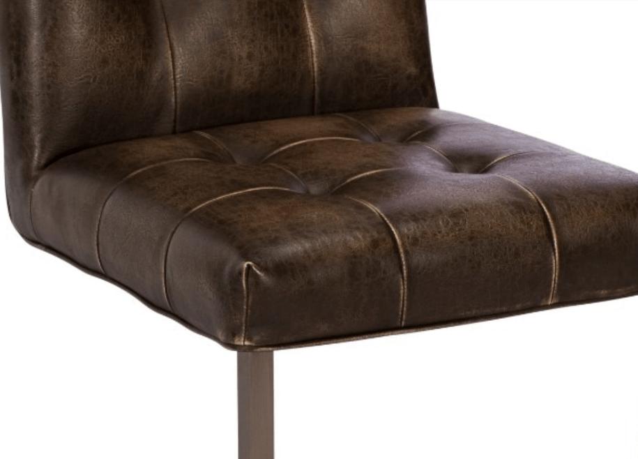 ROBERT SEAT AND LEG DETAIL