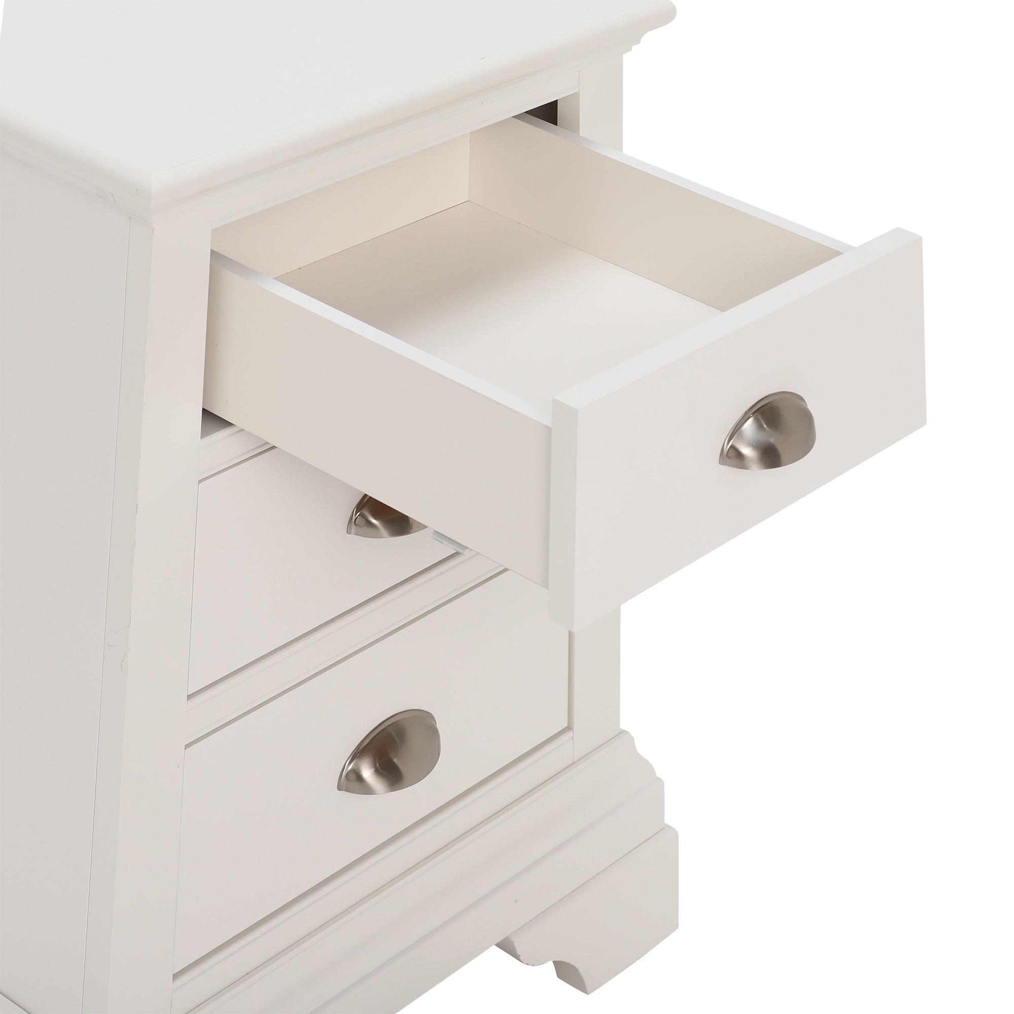 SOFT CLOSING DRAWERS DETAIL