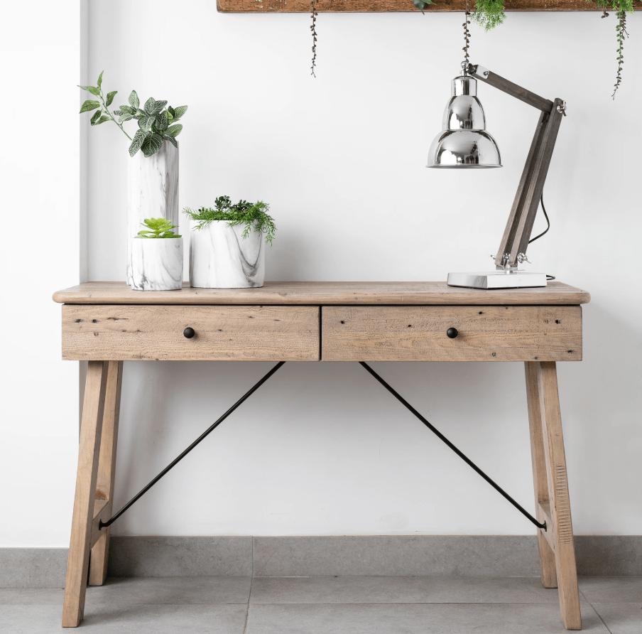 TUSCAN CONSOLE TABLE - L120cm x D43cm x H76cm