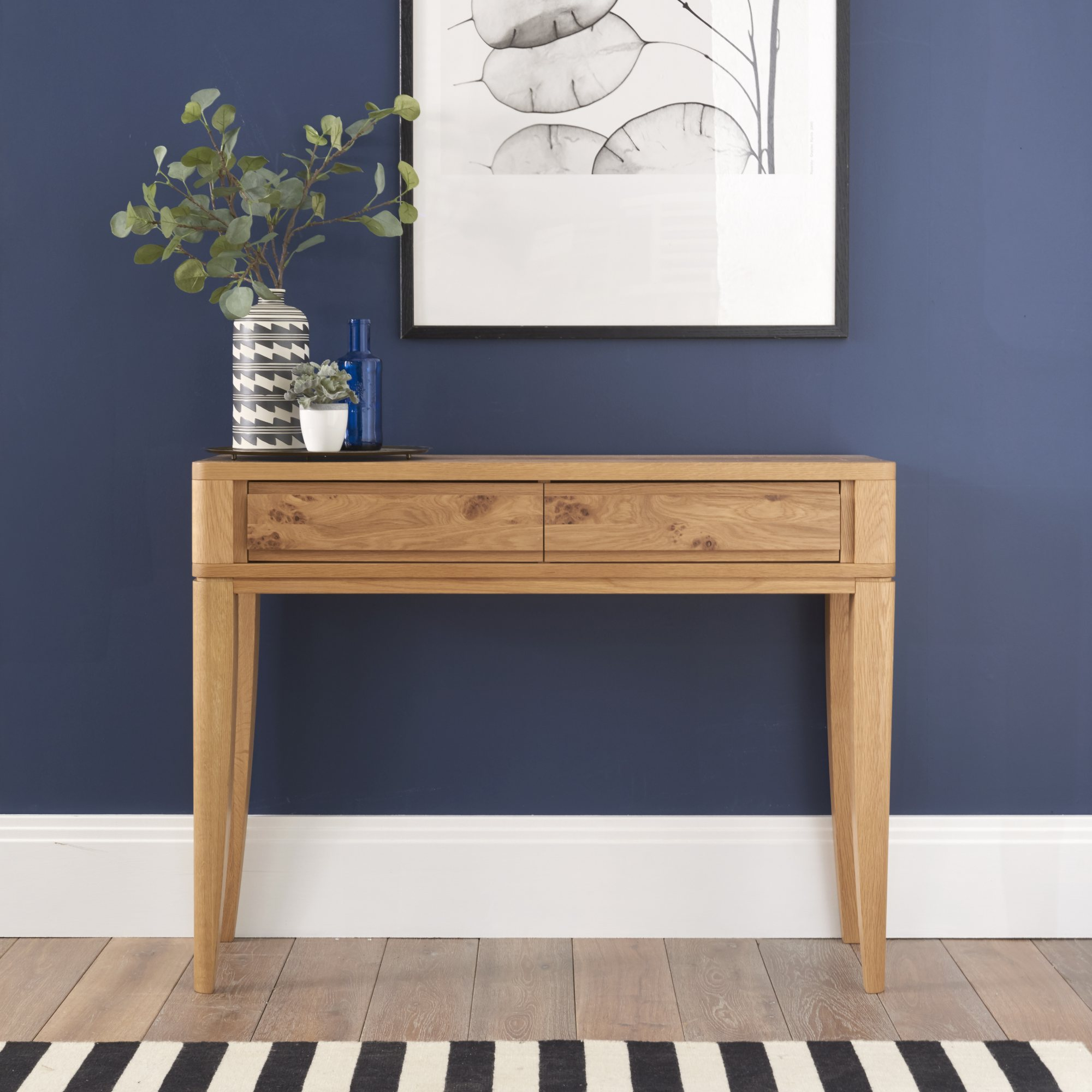 WILLOW PARK CONSOLE TABLE L105cm x D36cm x H79cm