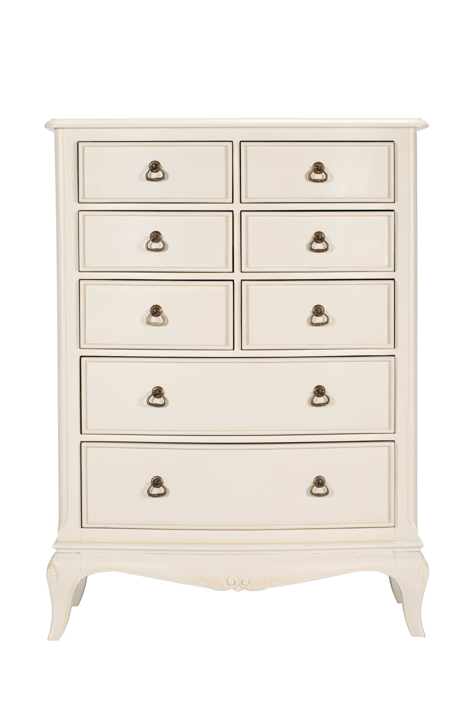 CHATEAU TALL CHEST - L88cm x D50cm x H119cm