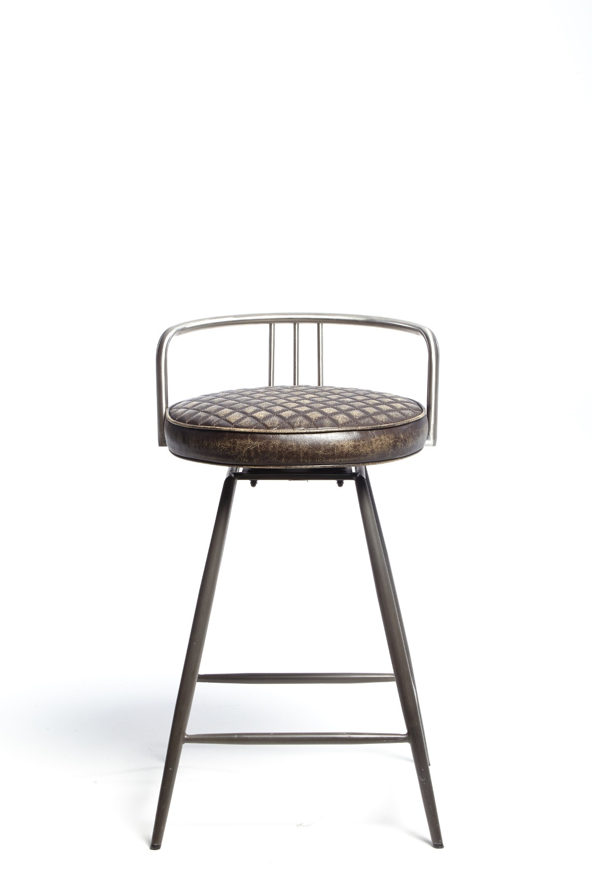 CIARA BAR STOOL - FRONT DETAIL