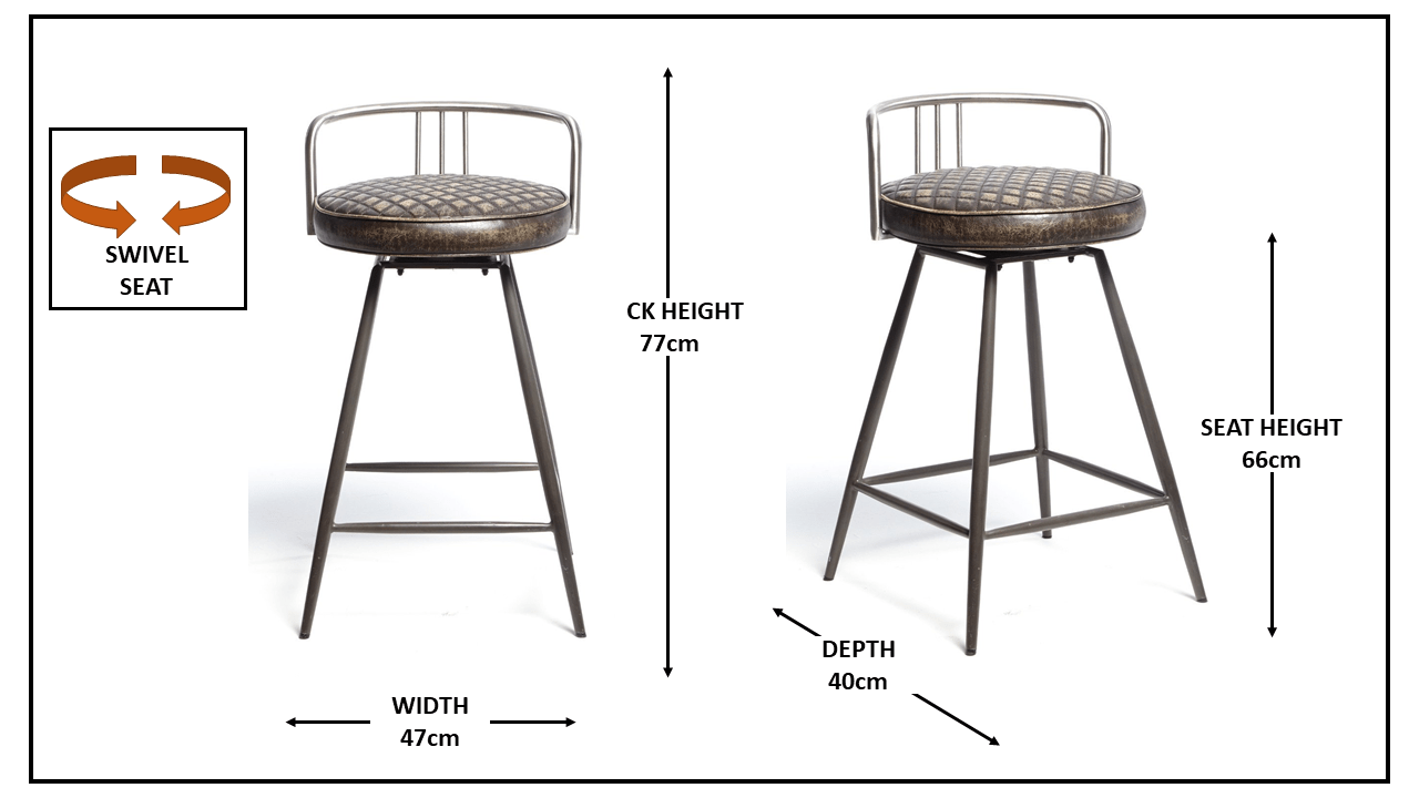 CIARA BAR STOOL