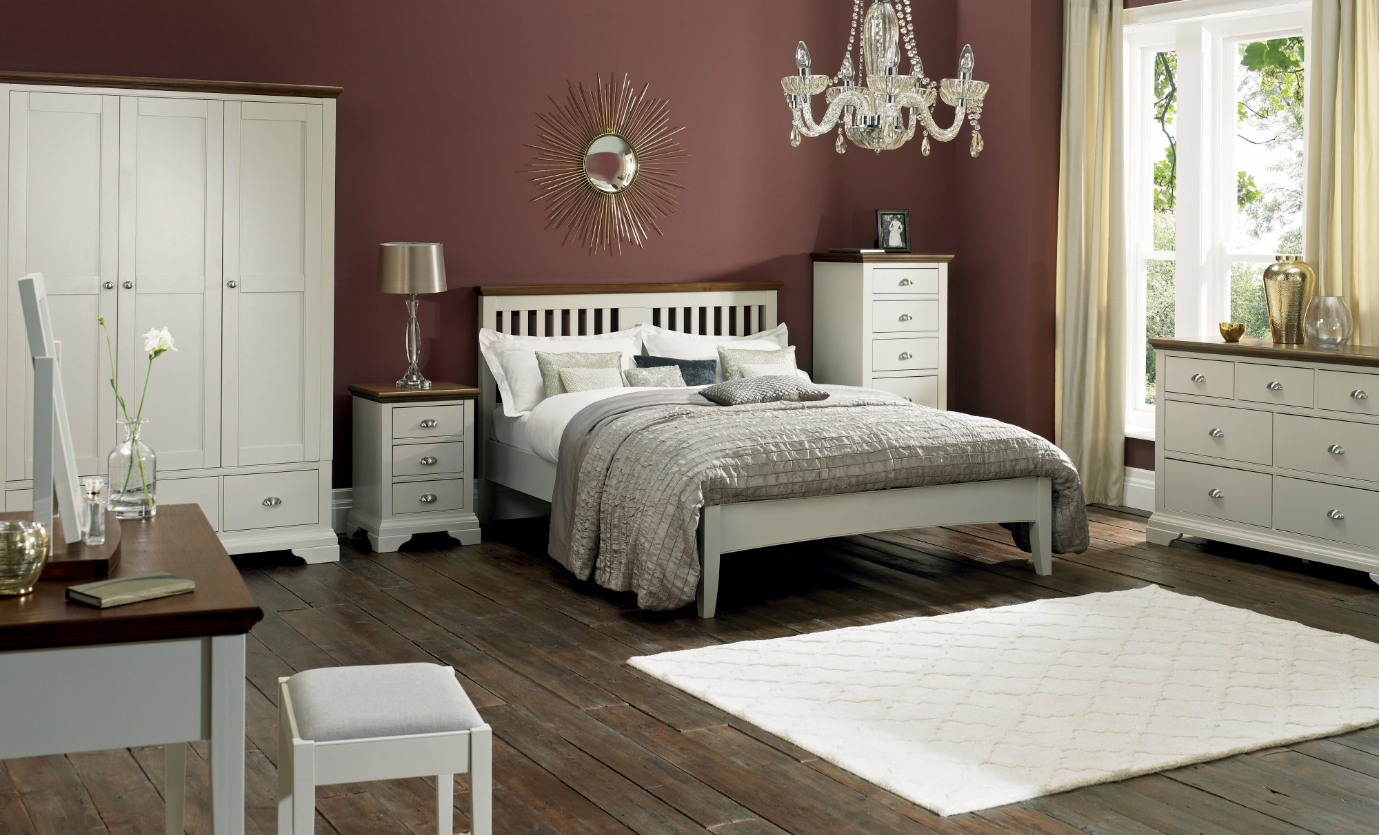 EARL GREY BEDROOM SET
