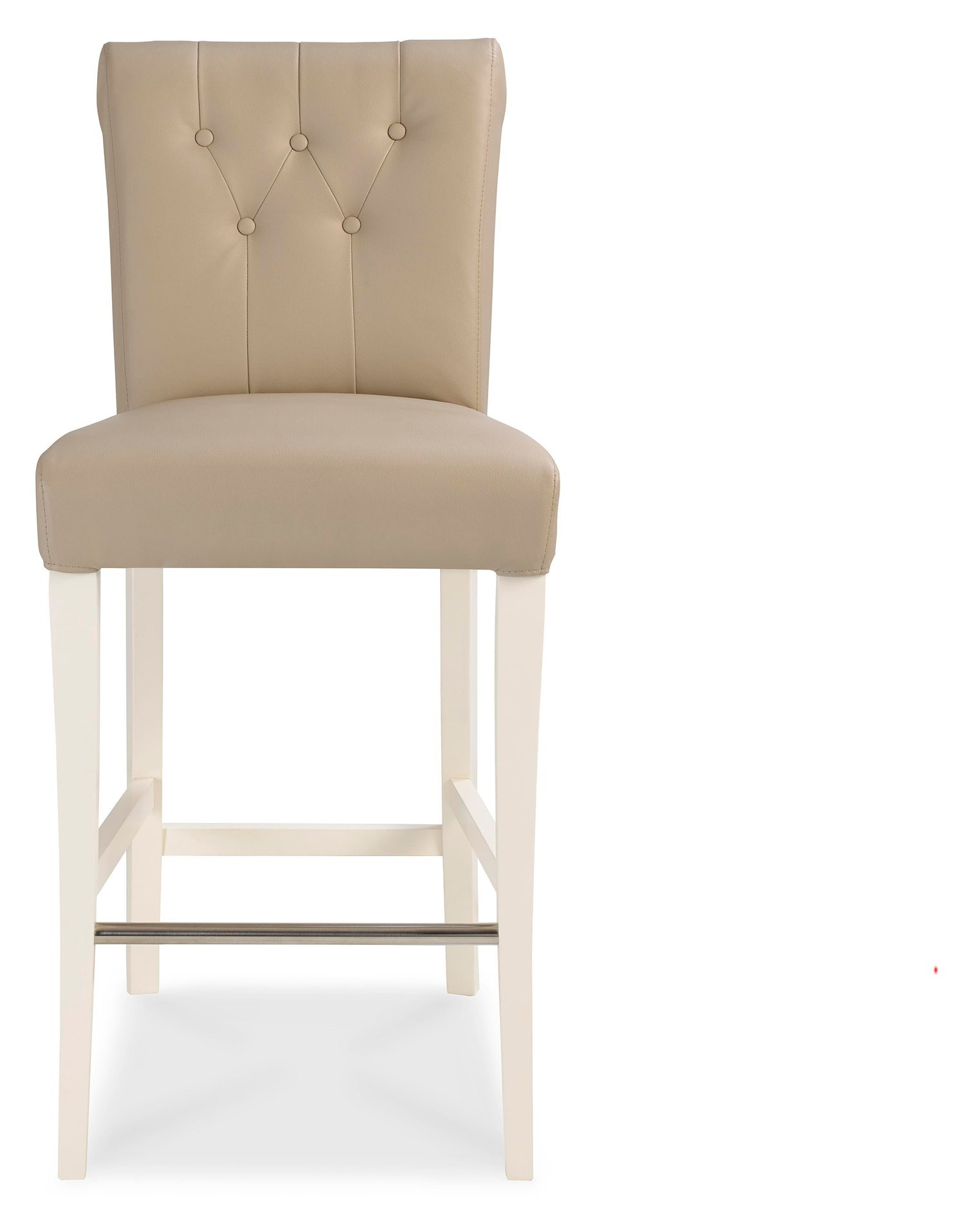 KYRA BAR STOOL - FRONT DETAIL