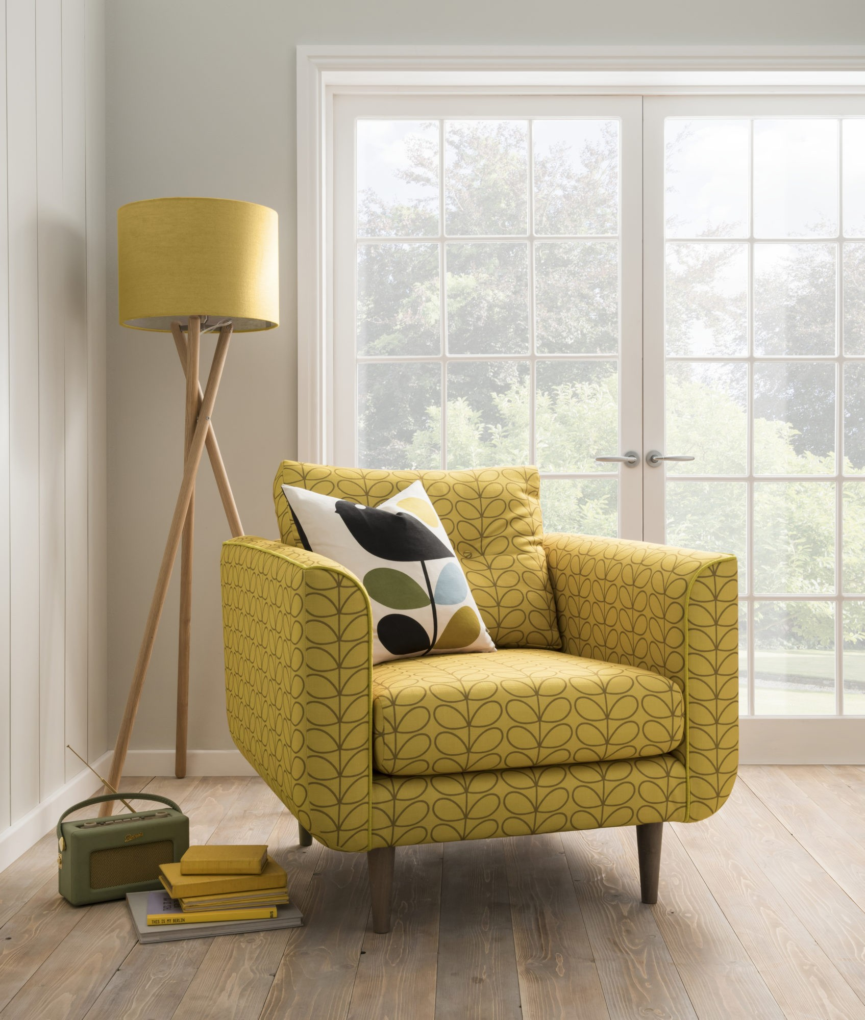 LINDEN CHAIR BY ORLA KIELY