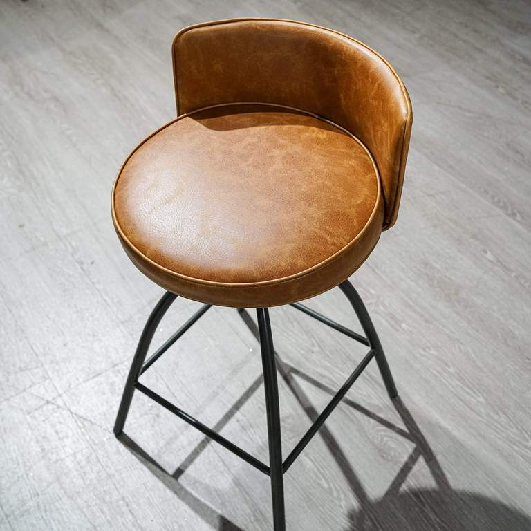 MELBOURNE BAR STOOL - SEAT DETAIL