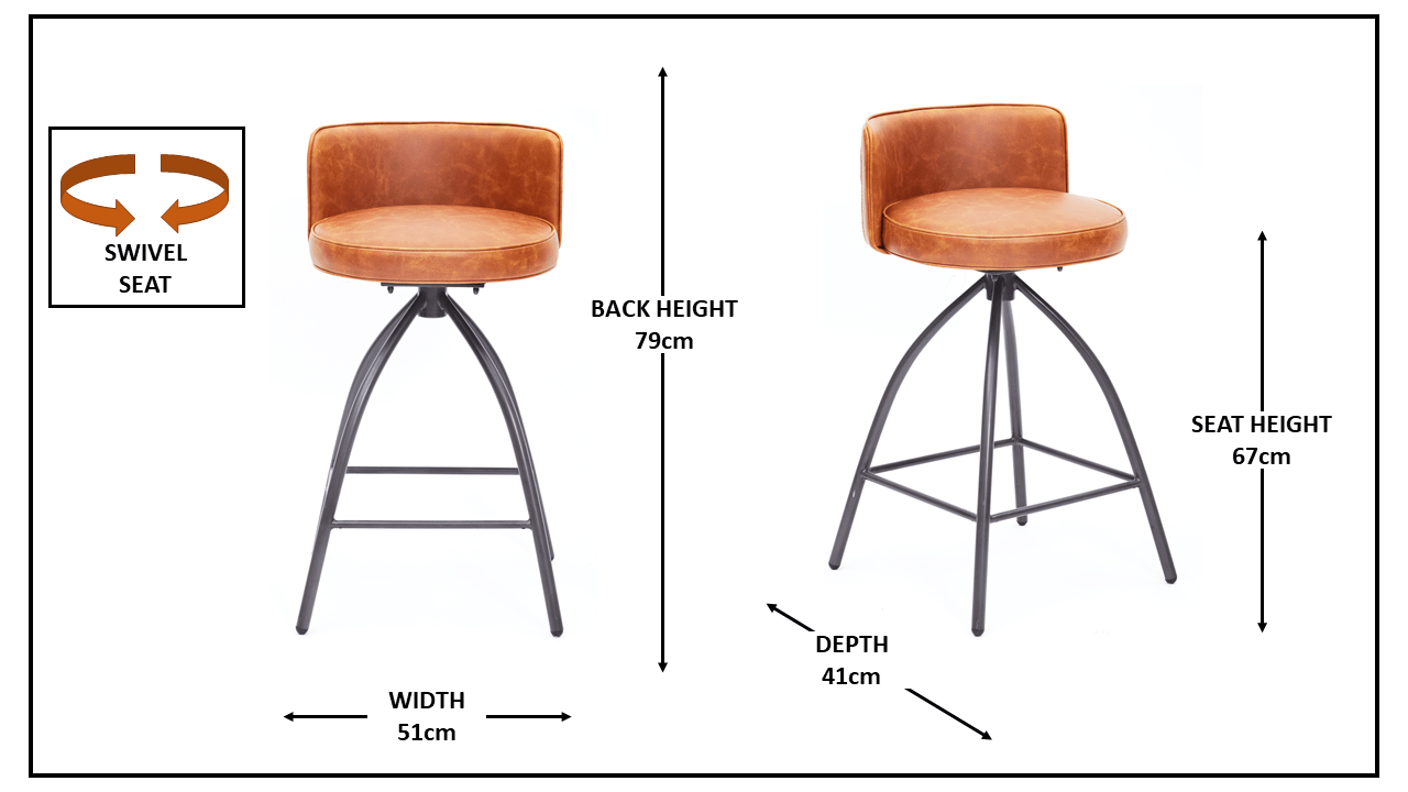MELBOURNE BAR STOOL