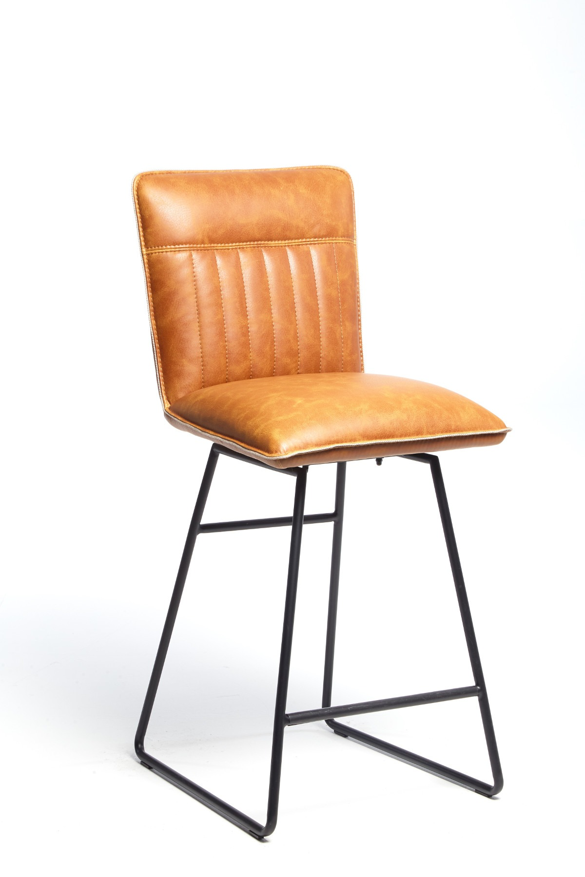 METRO TAN BAR STOOL - ANGLE DETAIL